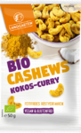 LG Bio Cashews Kokos-Curry, 50g