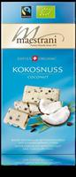 MS maestrani Swiss Bio-/ Ft Kokosnuss 80g